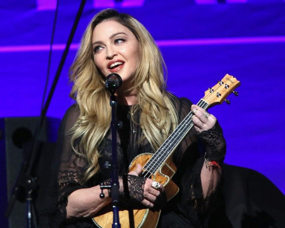 Madonna kendi hayatının filmini kendi çekecek - 5