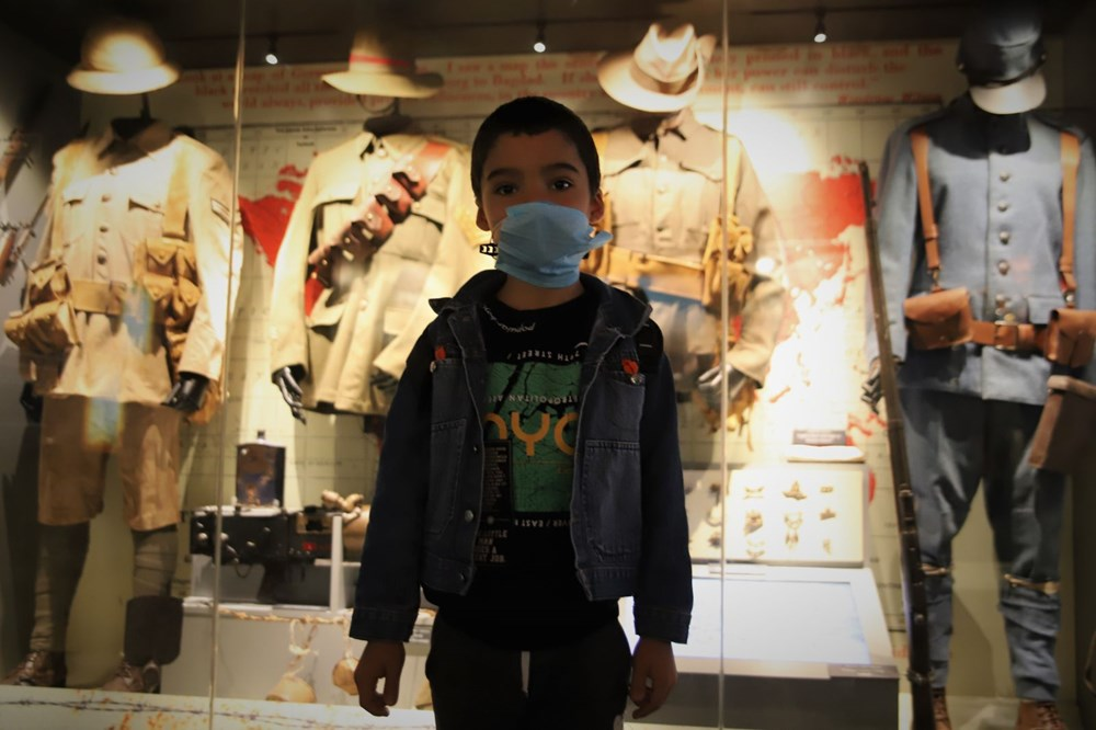 Çanakkale Savaşları Mobil Müzesi'nin 40'ıncı durağı Elazığ oldu - 13