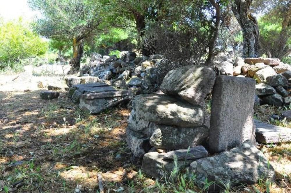 Aigai Antik Kenti'nde 3 bin mezar: Ortalama yaşam 40-45 yıl - 9