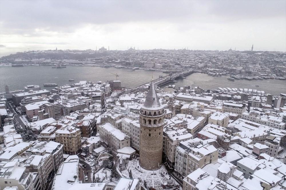 Kar altındaki Türkiye - 16