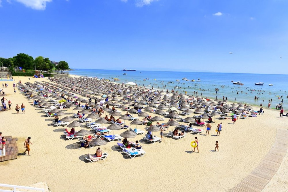 İstanbul'da denize girilebilecek en iyi plajlar - 1