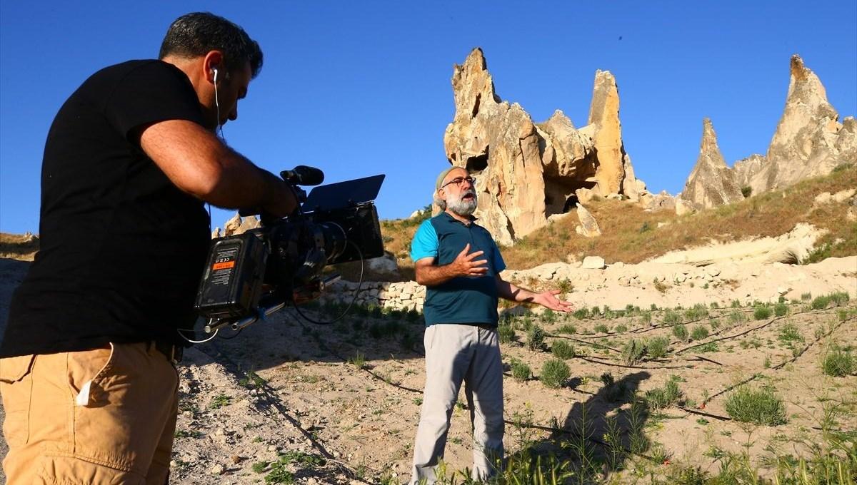 Türkiye Film Komisyonu, sektörün dikkatini Kapadokya'ya çekmek için çalışıyor