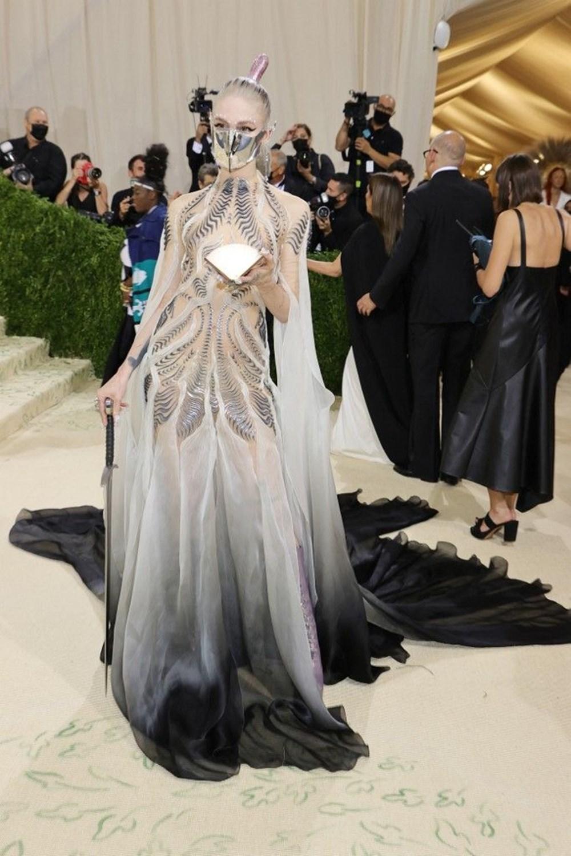 2021 MET Gala'nın en ilginç kıyafetleri - 28