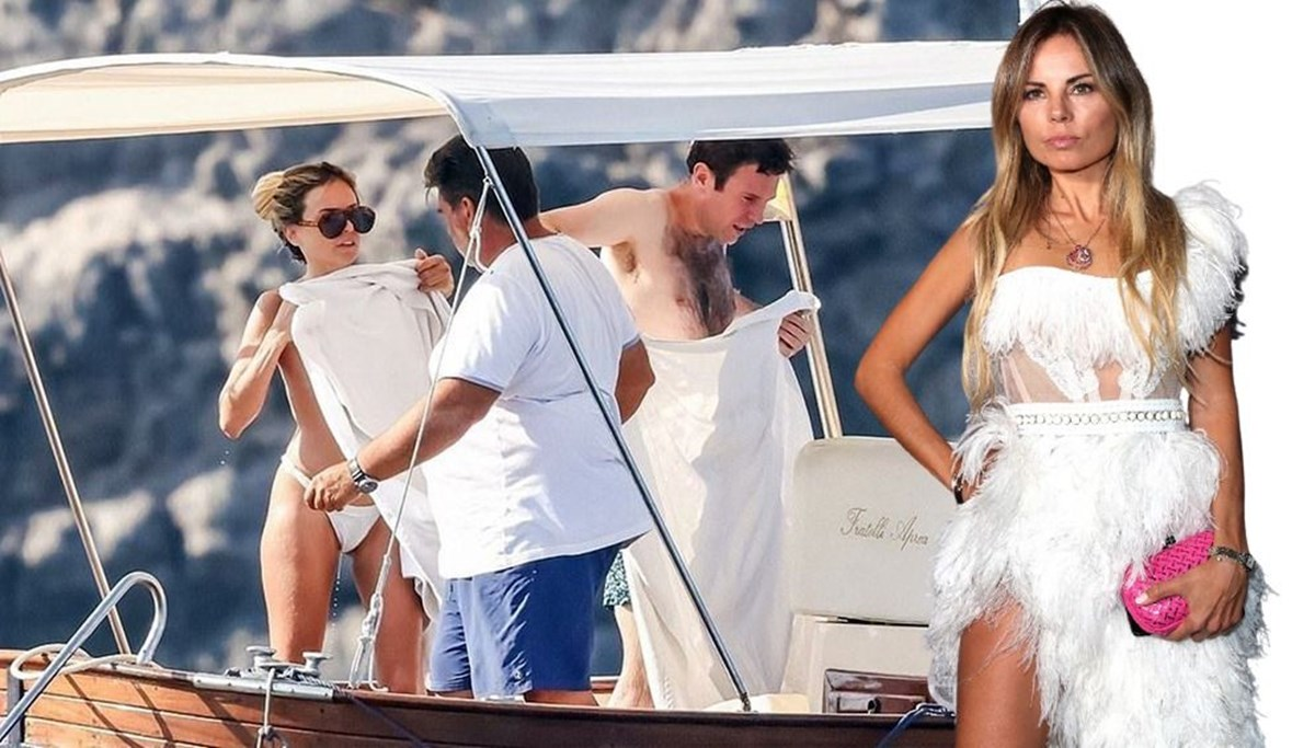 Kraliyet damadı Jack Brooksbank'in teknesindeki İtalyan model özür diledi