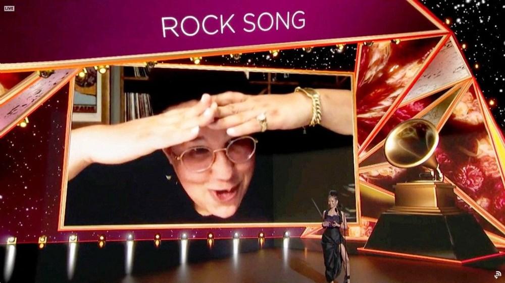2021 Grammy Ödülleri'nin sahipleri belli oldu - 21