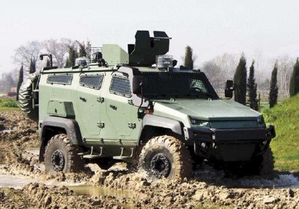 Jandarmaya yeni makineli tüfek (Türkiye'nin yeni nesil yerli silahları) - 214