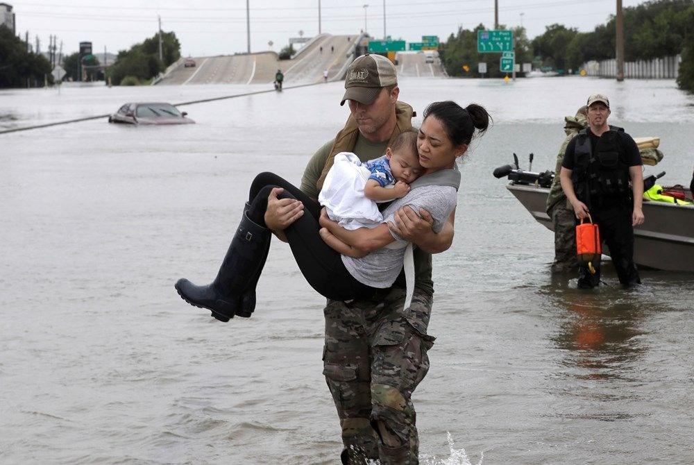 Küresel ısınma fırtınaların şiddetini iki kat artırdı:  Harvey Kasırgası'na benzer felaketlere karşı uyarı - 4
