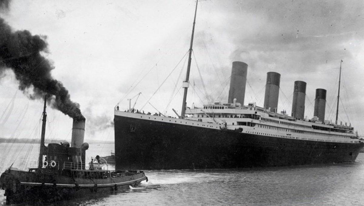 Titanik'ten kurtulan Dr. Besim Ömer Akalın'a ait eser yayınlandı
