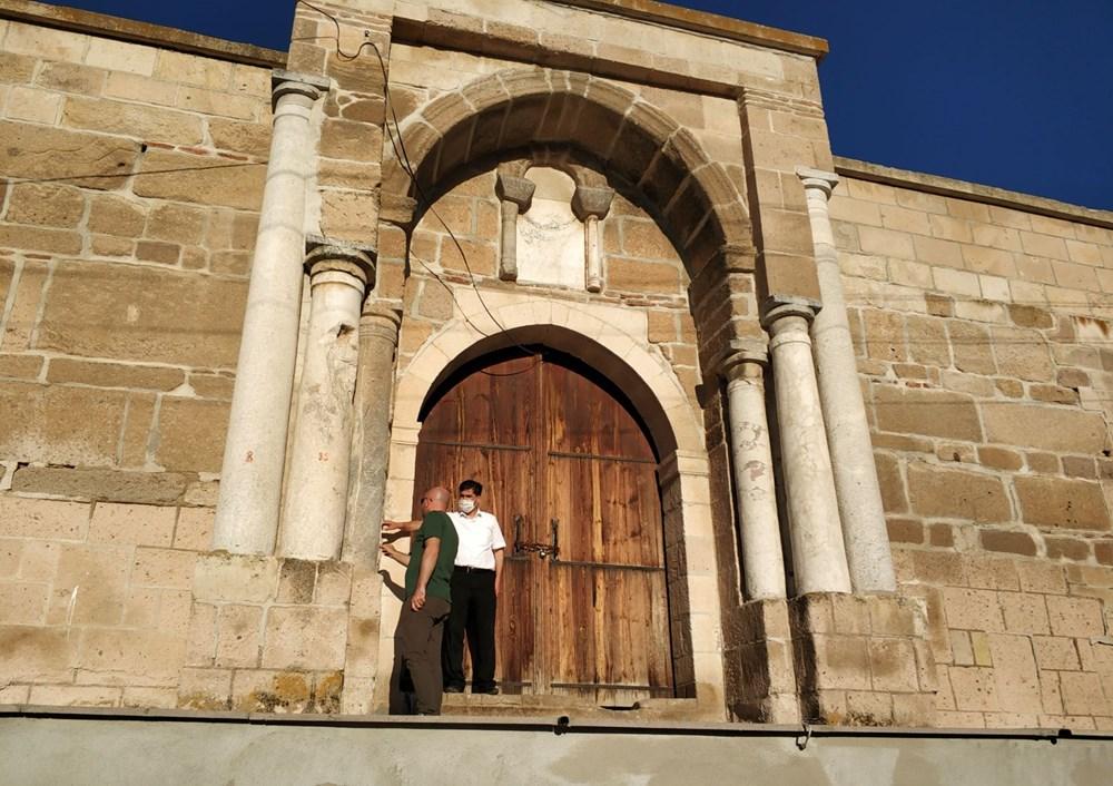 700 yıllık kervansarayda 'korsan' restorasyona suç duyurusu - 3