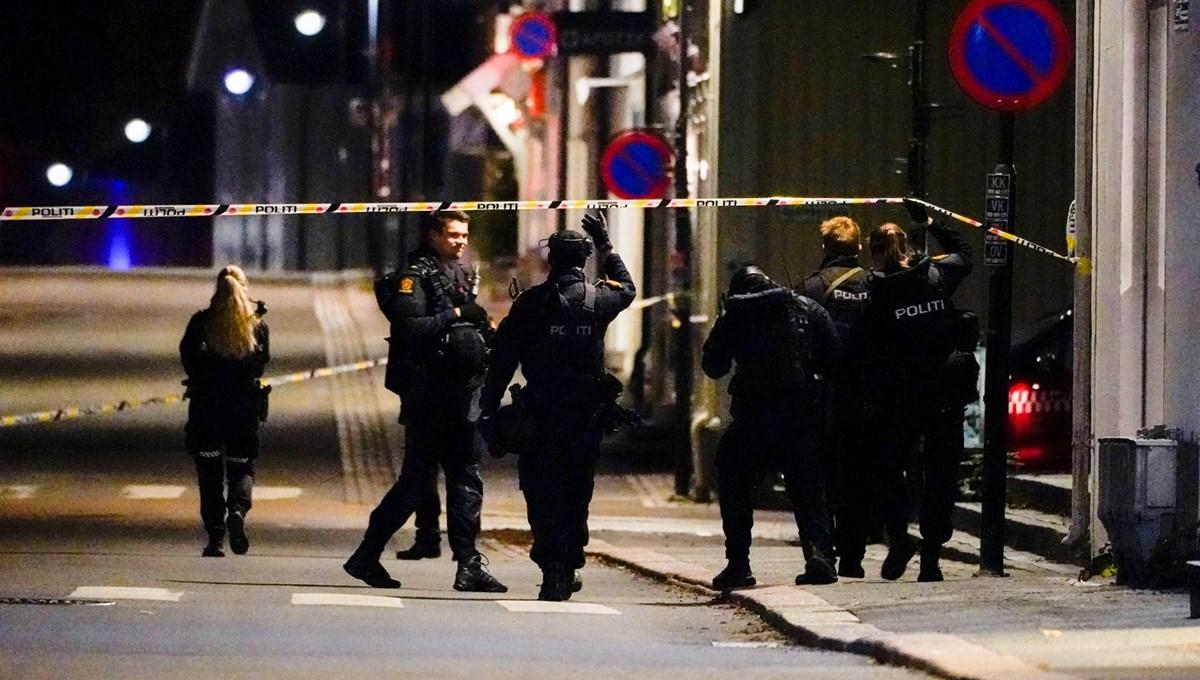 SON DAKİKA:Norveç'te oklu saldırı: Çok sayıda kişi yaşamını yitirdi