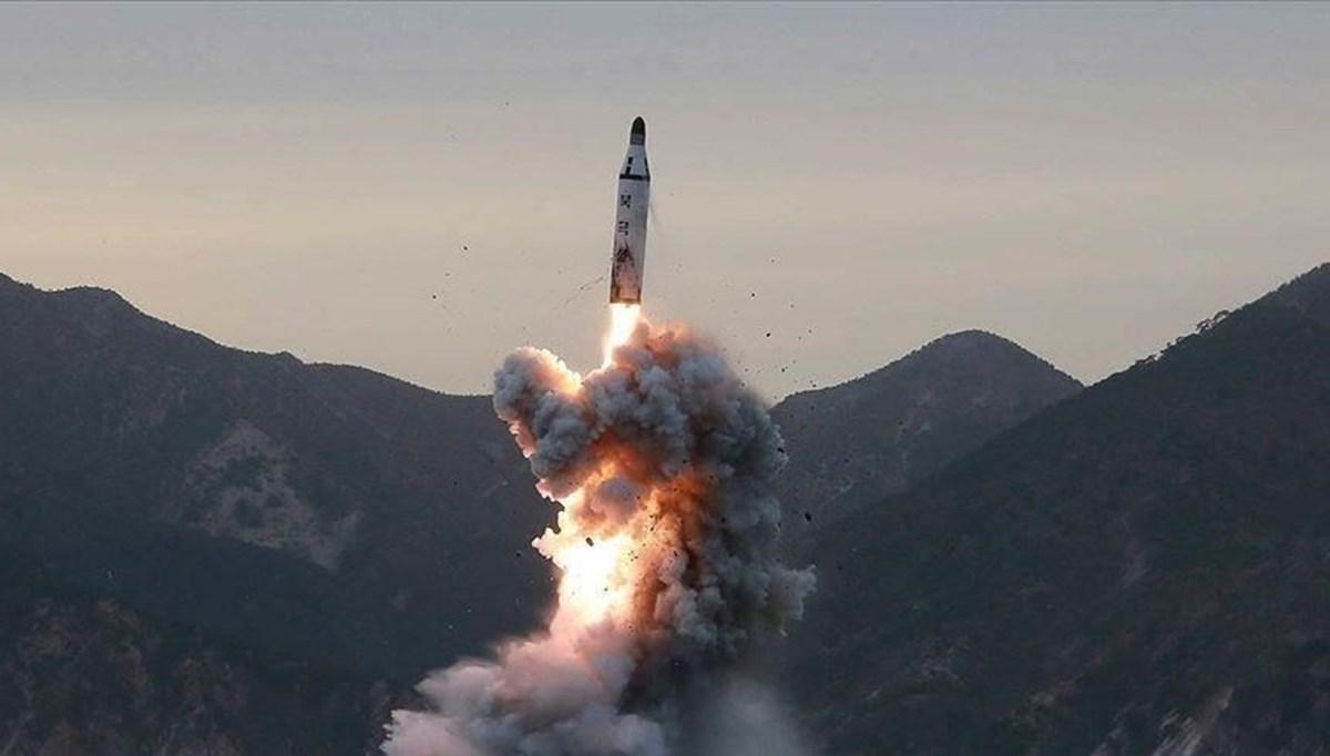 Japonya: Kuzey Kore 'balistik' füze denemesi yaptı