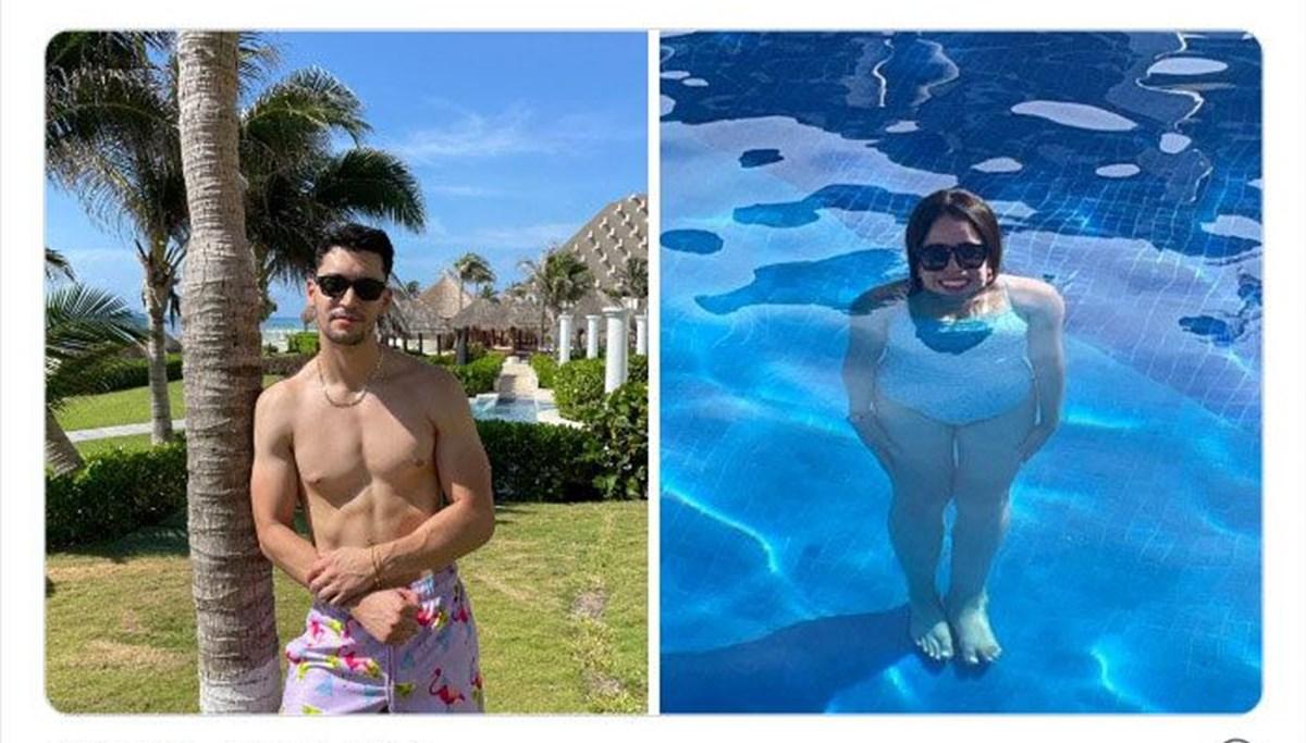 Yeni sosyal medya akımı: Erkek arkadaşımın çektiği ve benim çektiğim fotoğraf