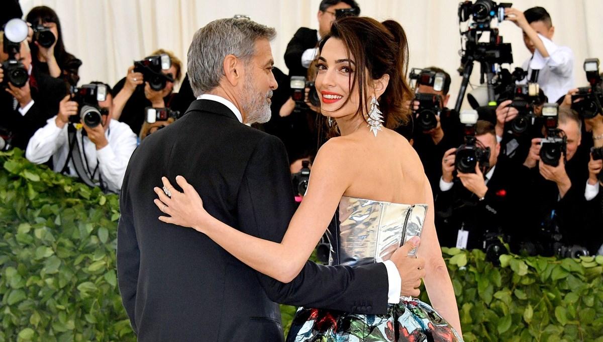 George Clooney ile Amal Clooney boşanıyor mu?