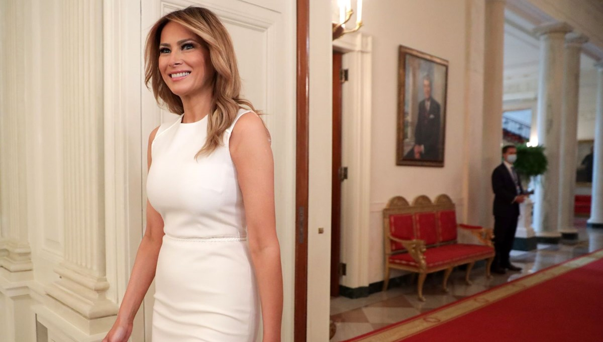 Gizli Servis çalışanlarının, Melania Trump'a taktığı isim ortaya çıktı