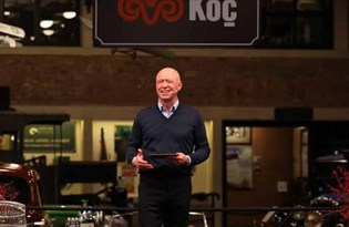 Koç Holding CEO'su Çakıroğlu: Yeşil dönüşüm en öncelikli gündem maddelerimizden biri