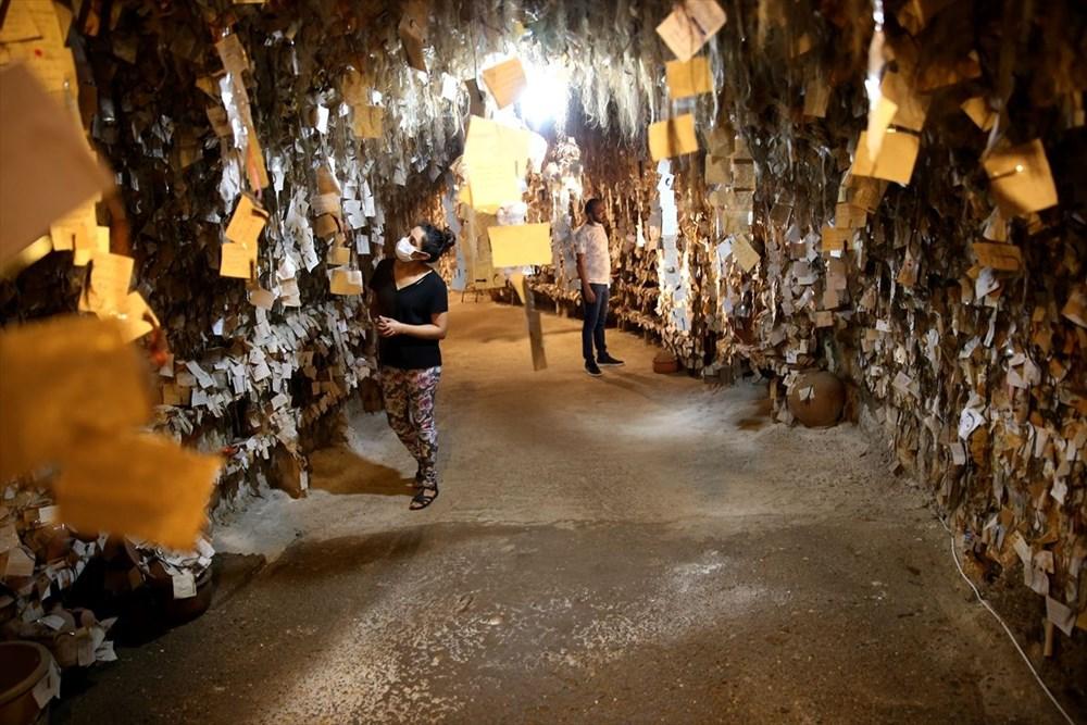 Dünyanın en ilginç müzelerinden biri: Kapadokya Saç Müzesi - 11