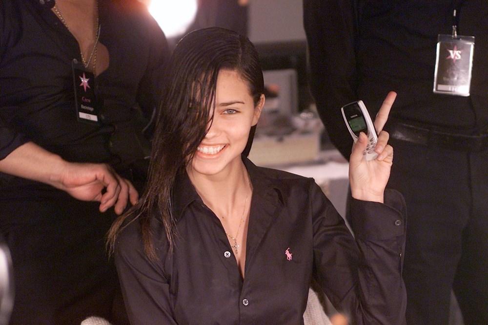 39. yaşına özel 39 fotoğrafla Adriana Lima - 1