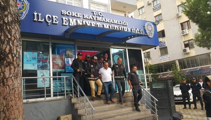 Aydın'da 'kelepçe' operasyonu: 12 gözaltı