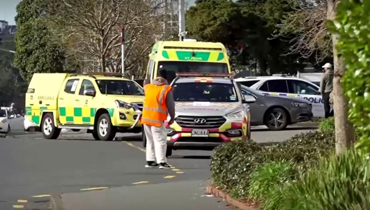 SON DAKİKA: Yeni Zelanda'da terör saldırısı: 3'ü ağır 6 yaralı