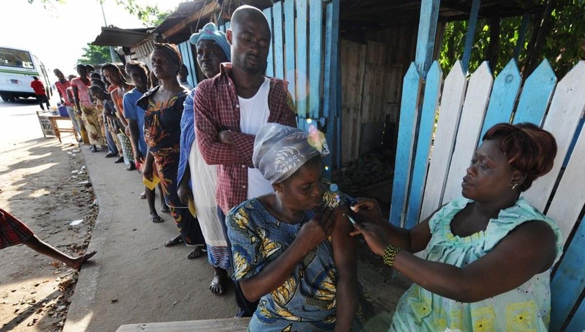DSÖ:  Yoksul ülkelerin Covid-19'a karşı aşılama programlarına devam etmek için yeterli dozu yok