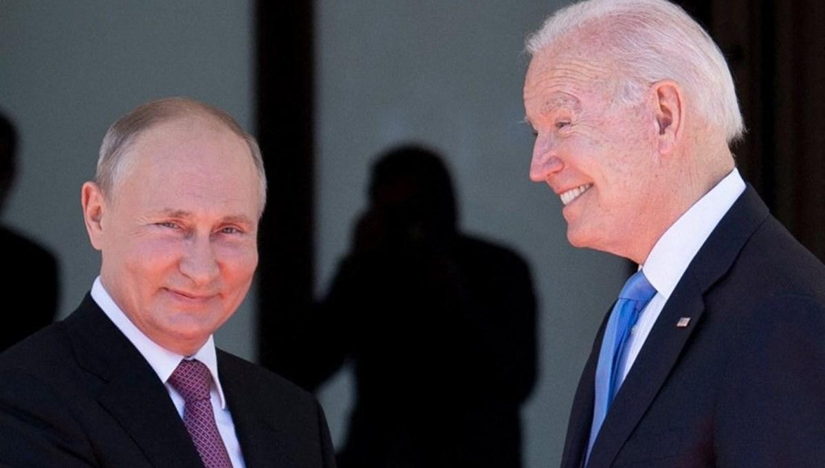 Joe Biden hediye diplomasisi ile gündemde: Putin'e gözlük, Johnson'a bisiklet