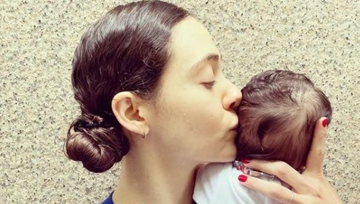 Shameless yıldızı Emmy Rossum'dan ilk bebek paylaşımı