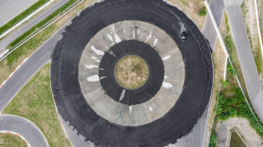 Porsche Taycan, Guinness Rekorlar Kitabı'na girdi - 14