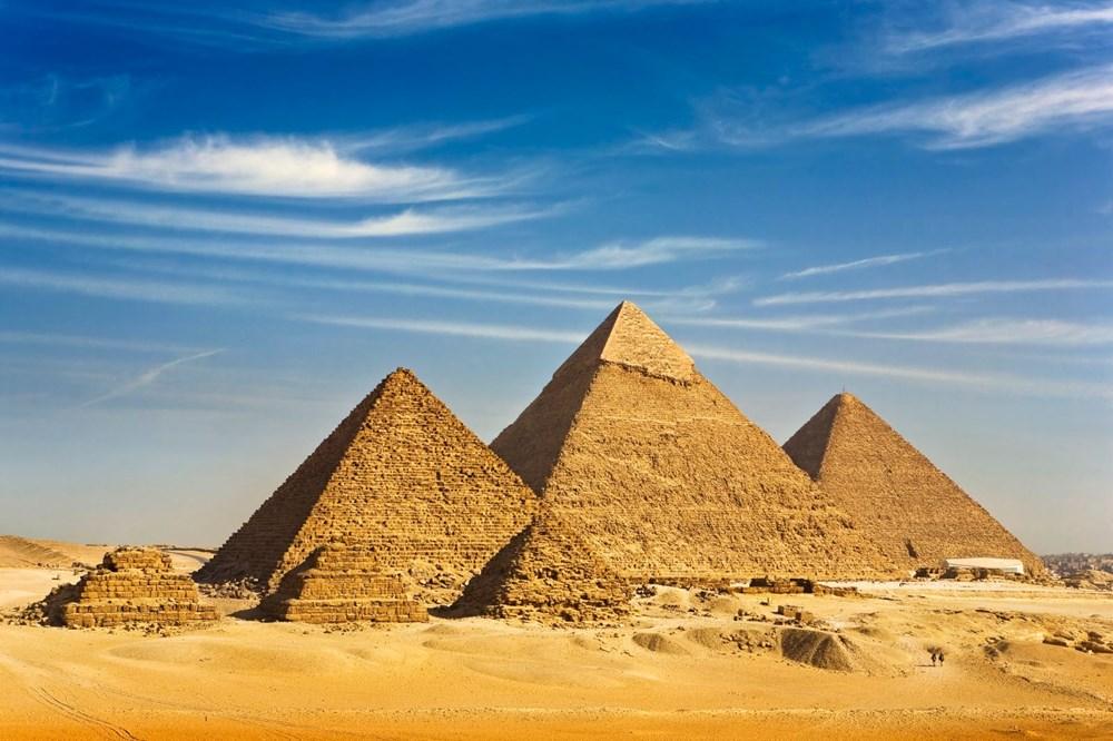 Newton'un Mısır piramitlerini inceleyerek kıyametin tarihini hesapladığı notlar ortaya çıktı - 2
