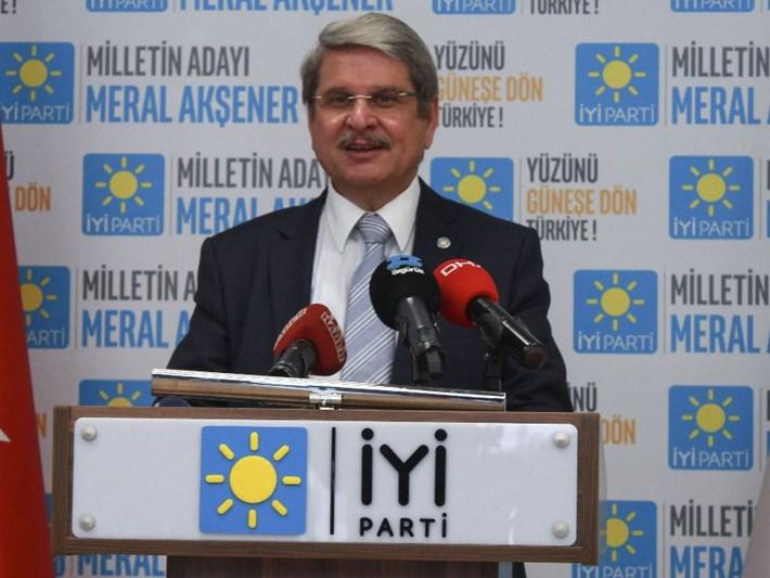 İYİ Parti Sözcüsü Aytun Çıray: 'Millet İttifakı'na ihtiyaç kalmamıştır