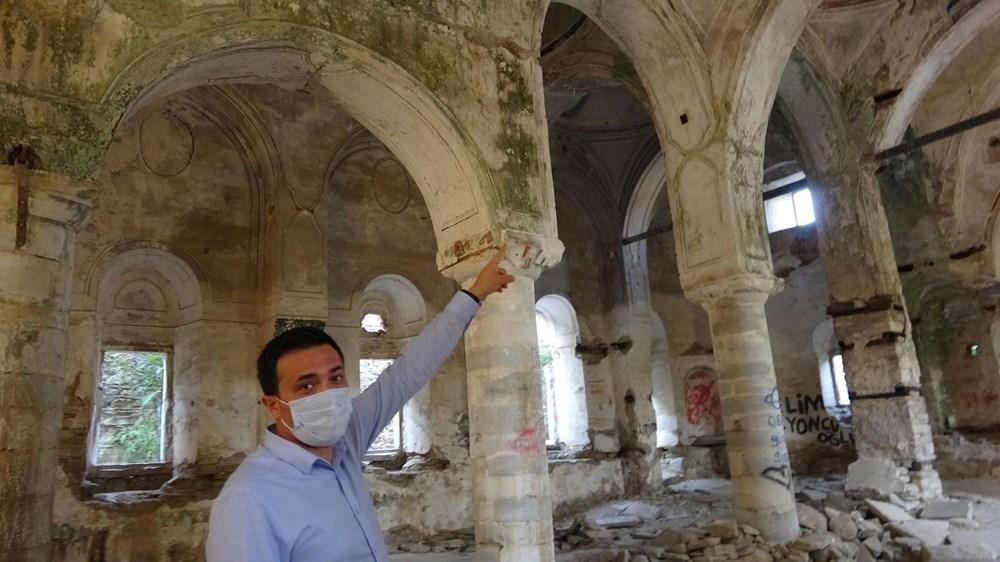 Aziz Nikolaos Kilisesi (Noel Baba) restore ediliyor - 2