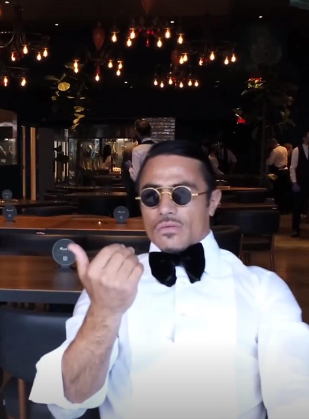 Nusret Amerika'daki beşinci restoranını Beverly Hills'te açtı - 3
