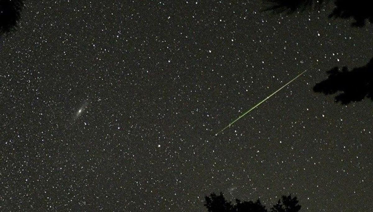 Perseid meteor yağmuru ne zaman? (Türkiye'den izlenebilecek mi?)