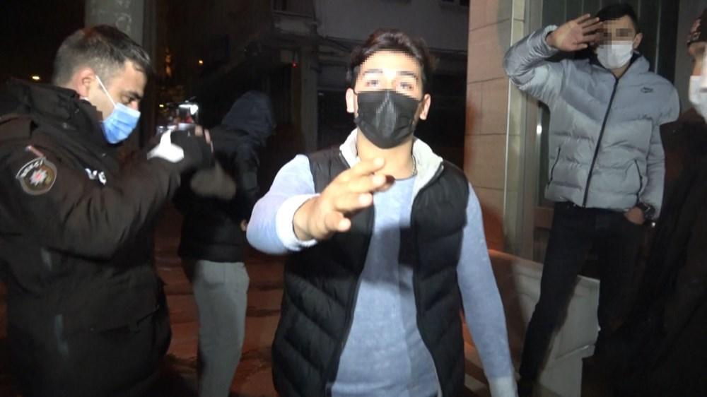 'Ben boksörüm' deyip gazetecinin burnunu kırdı - 2