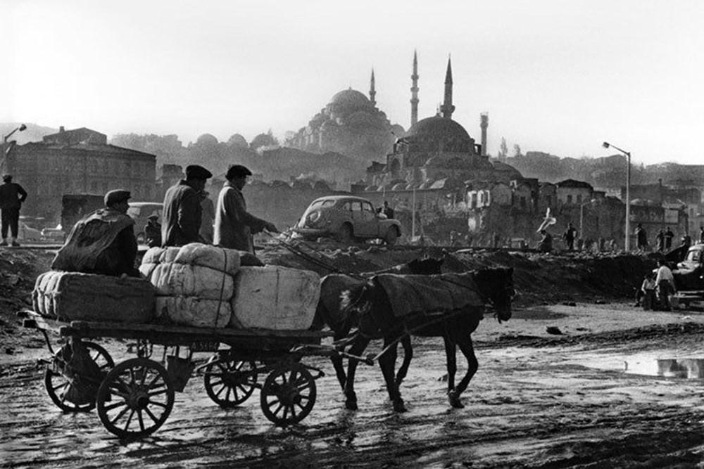 Vefatının ikinci yılında Ara Güler'in objektifinden İstanbul fotoğrafları - 24