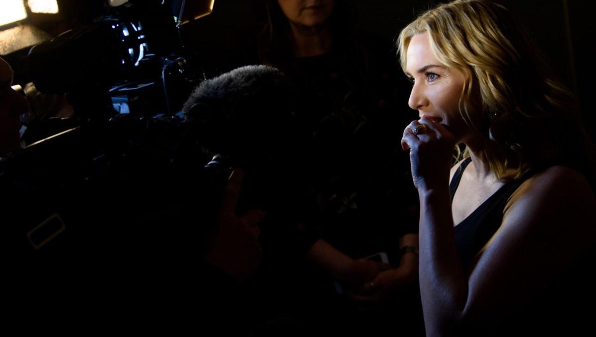 Kate Winslet: Gösteriş yapmayacağıma söz verdim