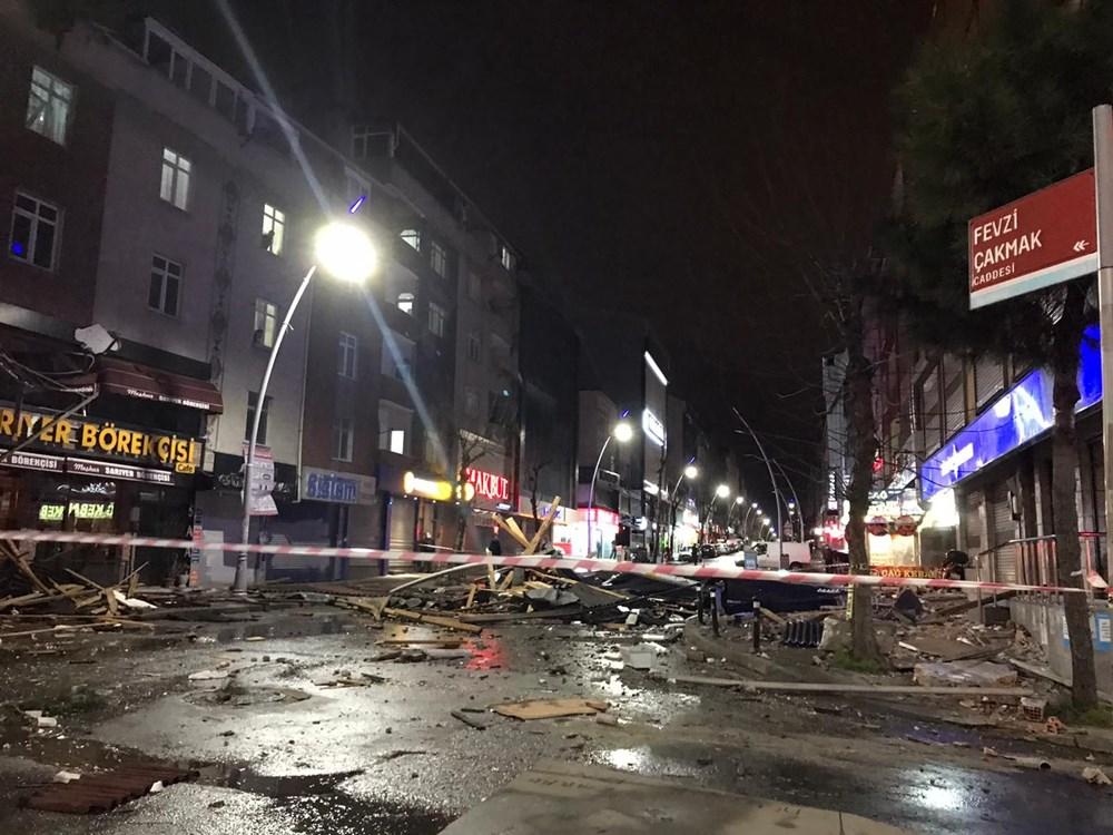 İstanbul'da fırtına etkili oluyor - 2