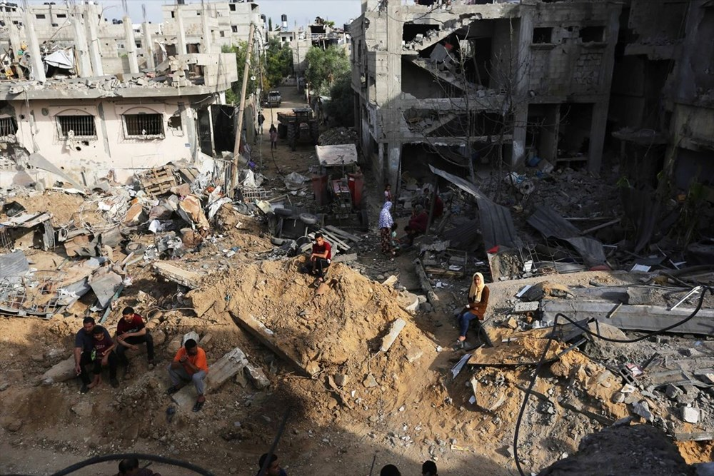 Ateşkesin ardından Gazze - 10