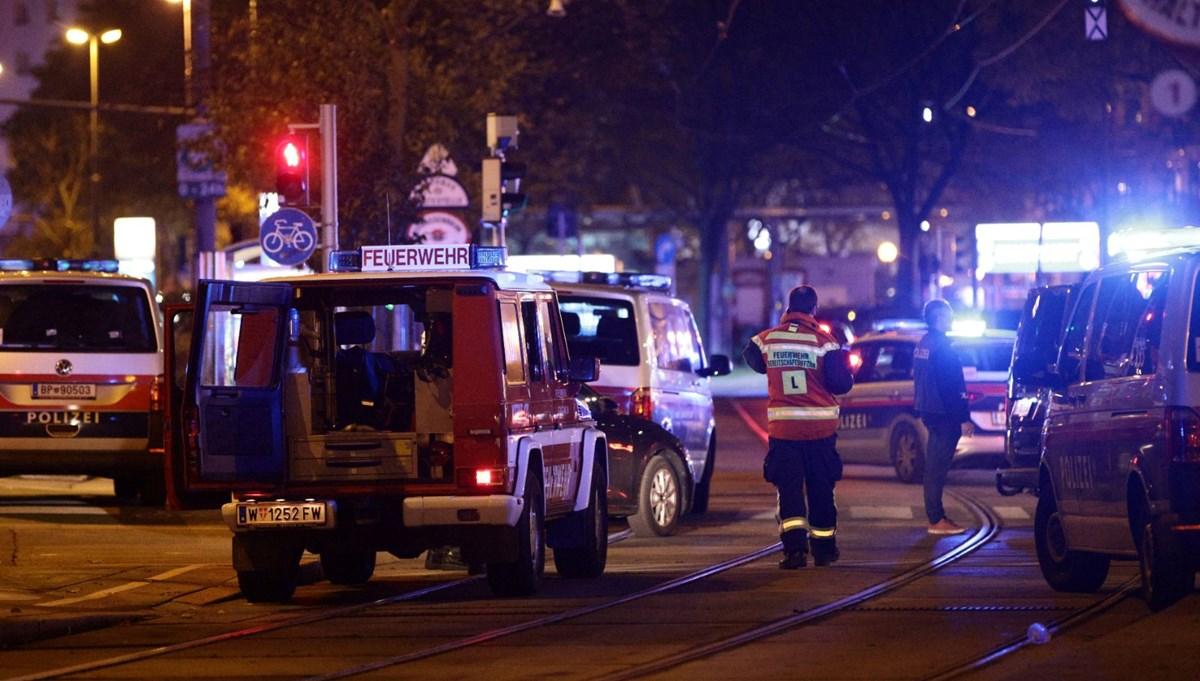 Viyana'daki saldırıda yaralanan Türk yaşadıklarını anlattı