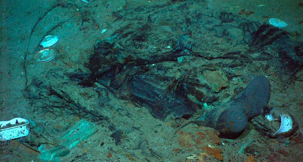 Titanik gemisi yok olmadan önce keşif ekibi enkazı araştıracak - 7