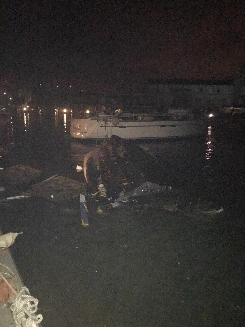İzmir Alaçatı'da hortum: 16 yaralı - 17