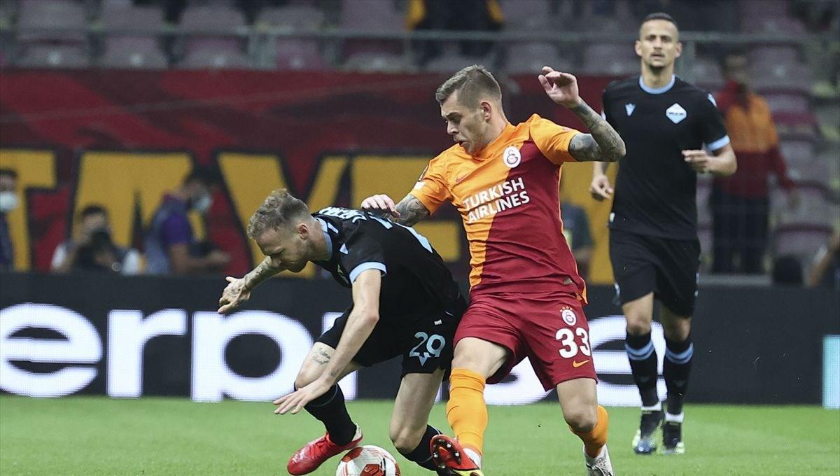 Galatasaray, Avrupa Ligi'ne galibiyetle başladı