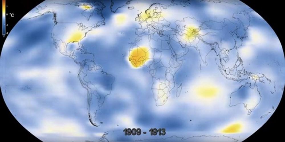 Dünya 'ölümcül' zirveye yaklaşıyor (Bilim insanları tarih verdi) - 38