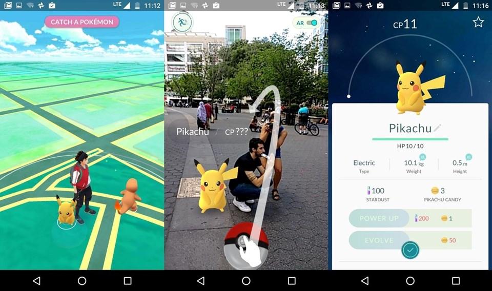 Pokemon GO hırsızların da yeni platformu oldu. Dün,ABD'nin Missouri eyaletinde, Pokemon GO oyuncularını hedef alanüç kişi silahlı kişi gasp suçundan tutuklandı.