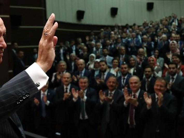 Cumhurbaşkanı Erdoğan: Partili olmayan bakanlarımızla kabine oluşturuyoruz