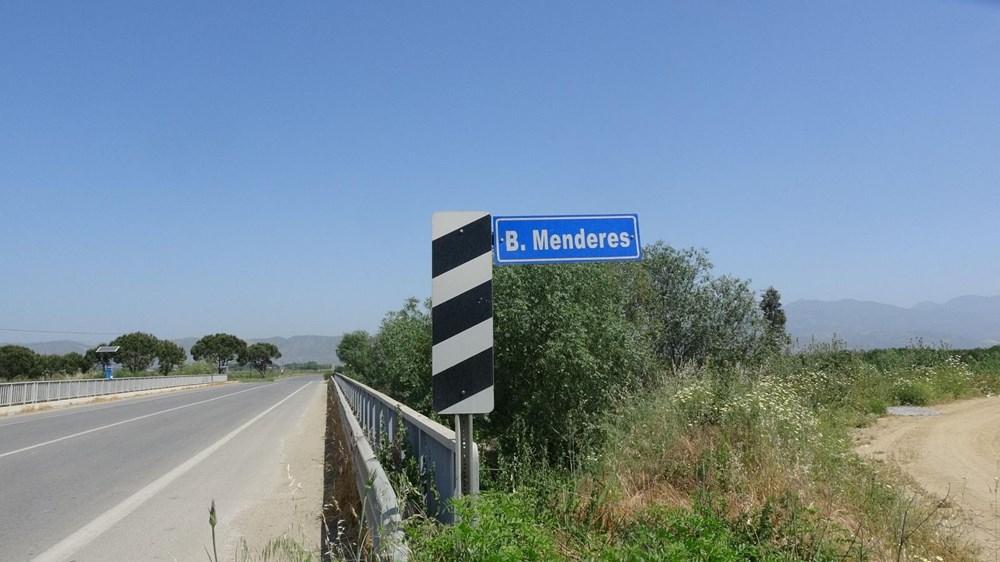 Büyük Menderes Nehri kurudu - 9