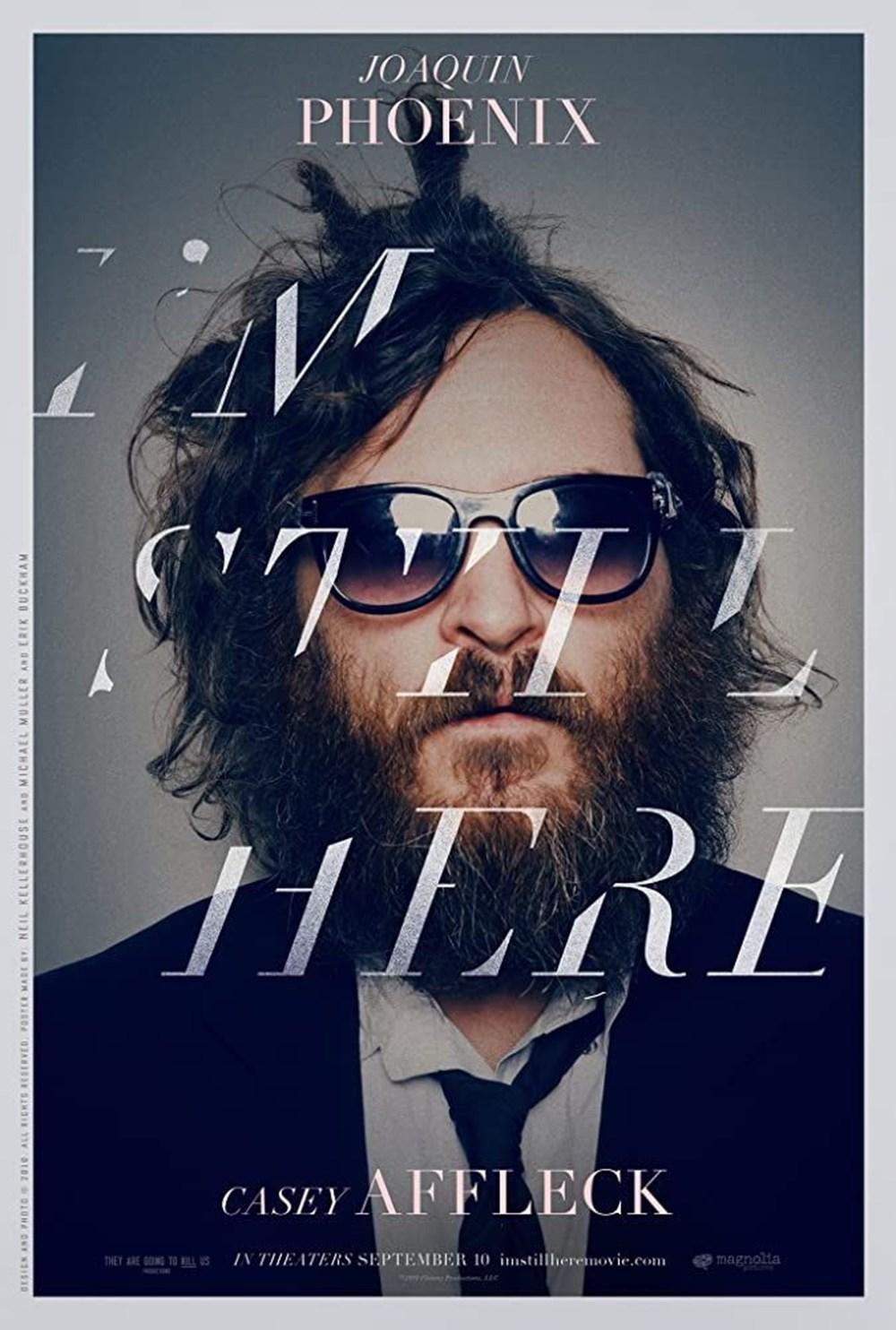 Joker filminin başrolü Joaquin Phoenix'in tüm filmleri - 18