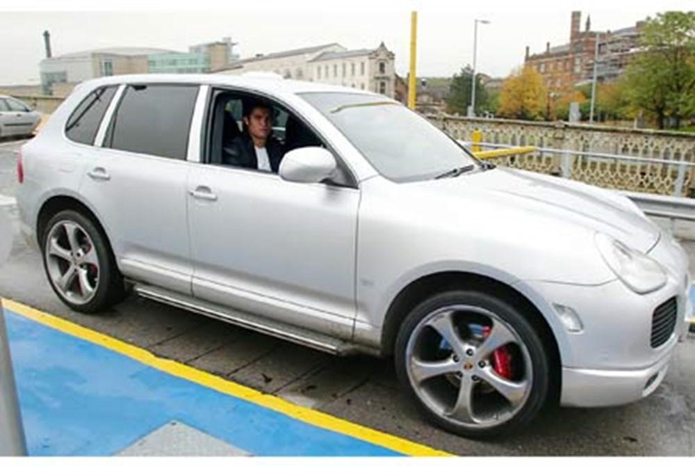 Cristiano Ronaldo dünyanın en pahalı arabasını aldı (Ronaldo'nun otomobil koleksiyonu) - 14