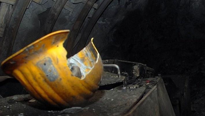 Ruhsatsız madende göçük: 1 ölü