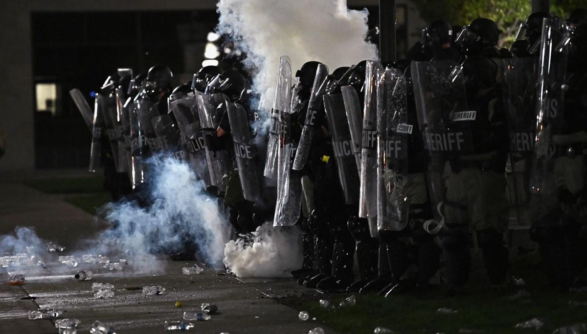 ABD'de polis şiddetine karşı protestolar yeniden başladı