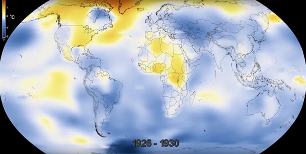 Dünya 'ölümcül' zirveye yaklaşıyor (Bilim insanları tarih verdi) - 55